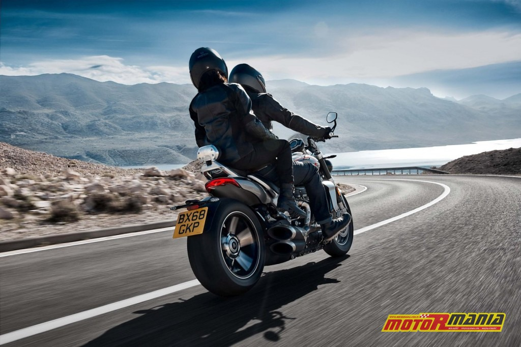 Triumph Rocket 3 GT 2020 (8)