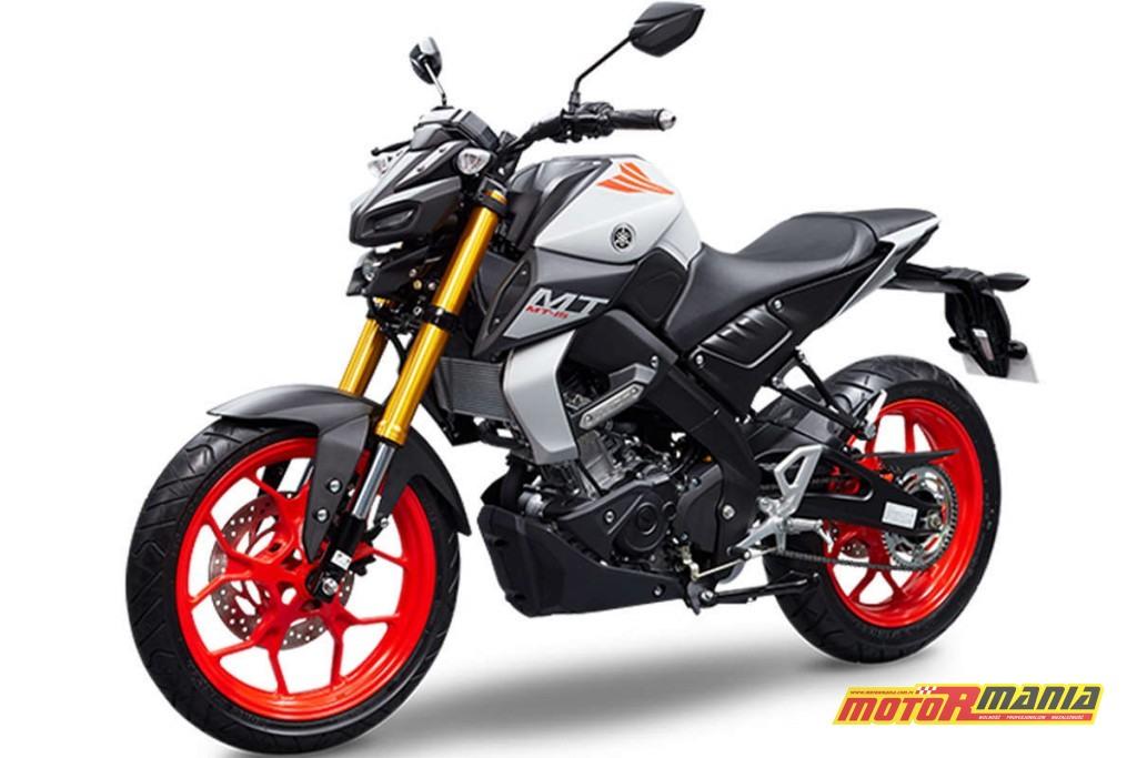 Yamaha MT15.