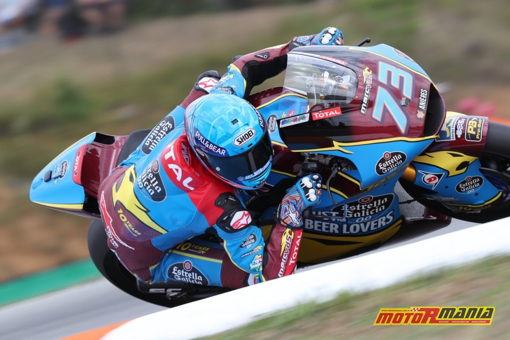 Marquez, Czech Moto2, 2019