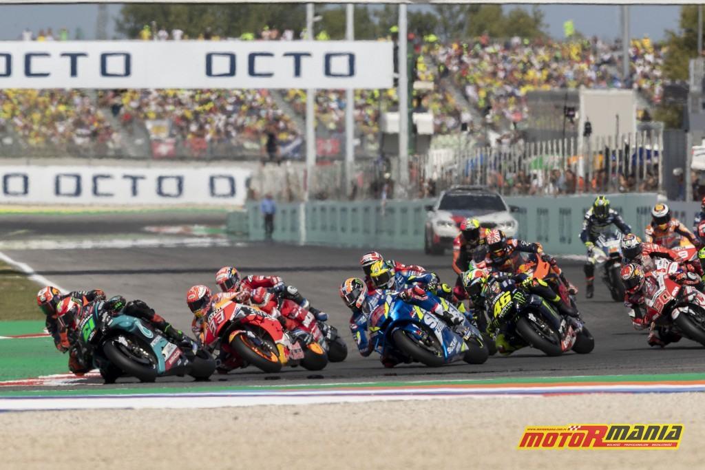 13 Misano GP 12, 13, 14 y 15 de septiembre de 2019, circuito de