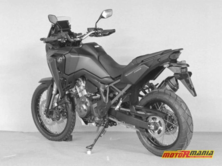 Honda Africa Twin CRF1100L 2020 (2)