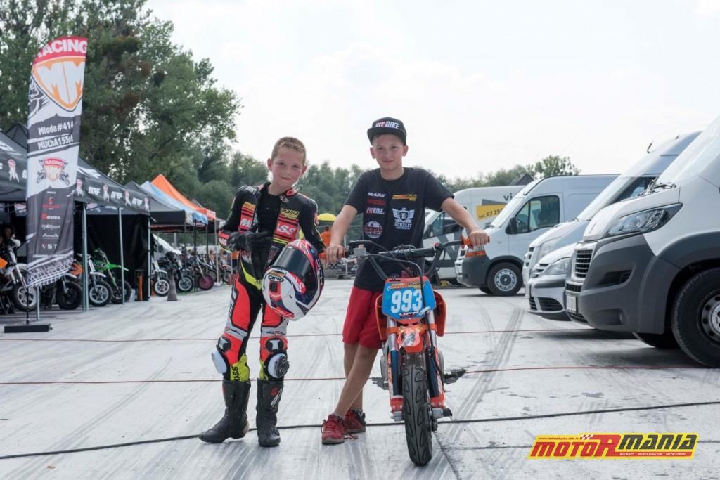 dzieciaki MotoRmania KidzGP Team w Bydgoszczy 2019 (8)