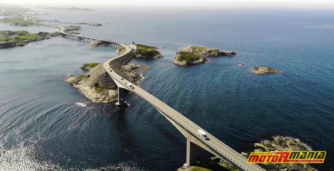 podróż dookoła norwegii