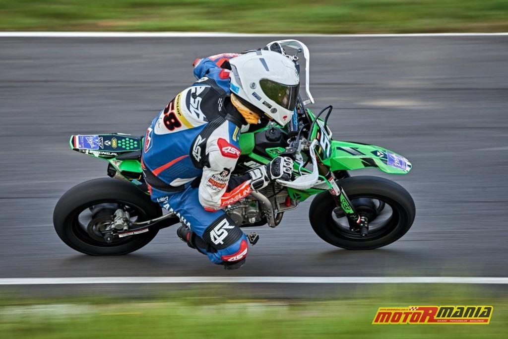 Mateusz Hulewicz Supersport 300 i Pitbike SM (5)