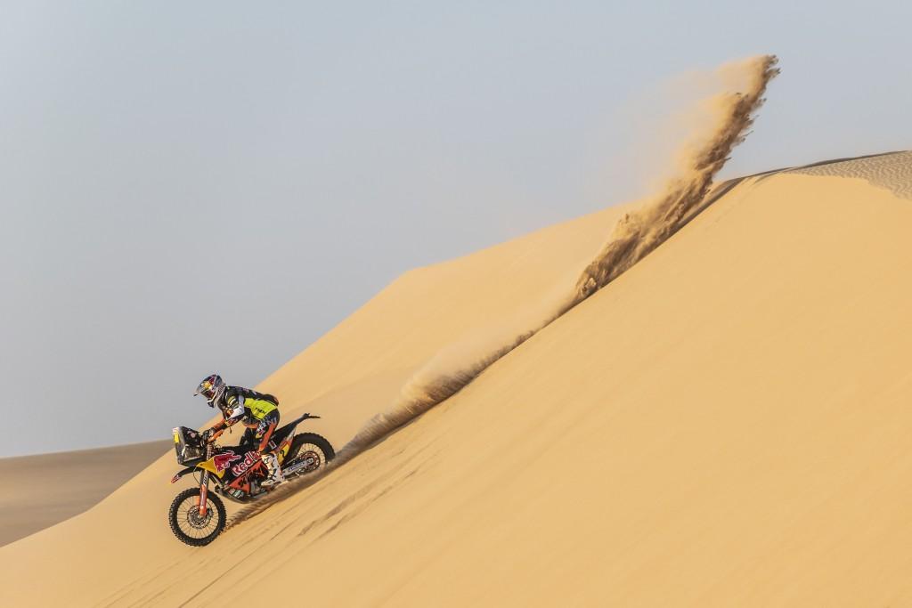Toby Price - KTM 450 RALLY - 2020 Dakar Rally